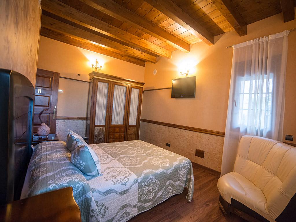 Habitación Doble Rural Spa Las Vistas