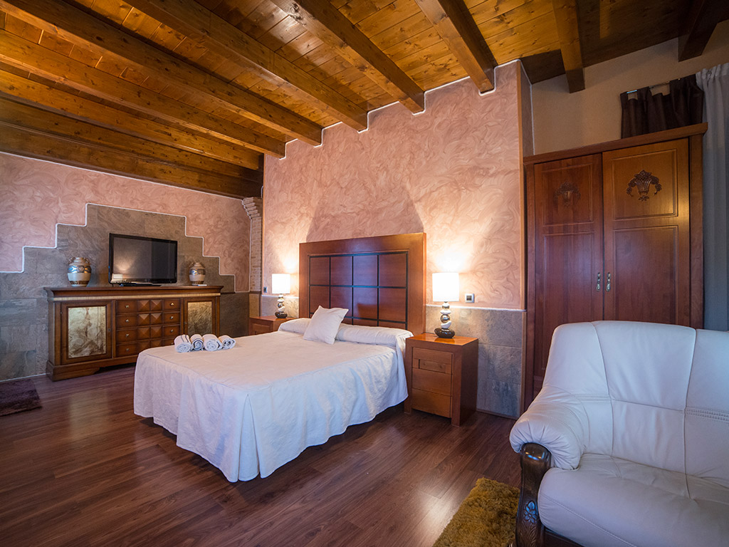 Junior Suite Hostal Rural Spa Las Vistas