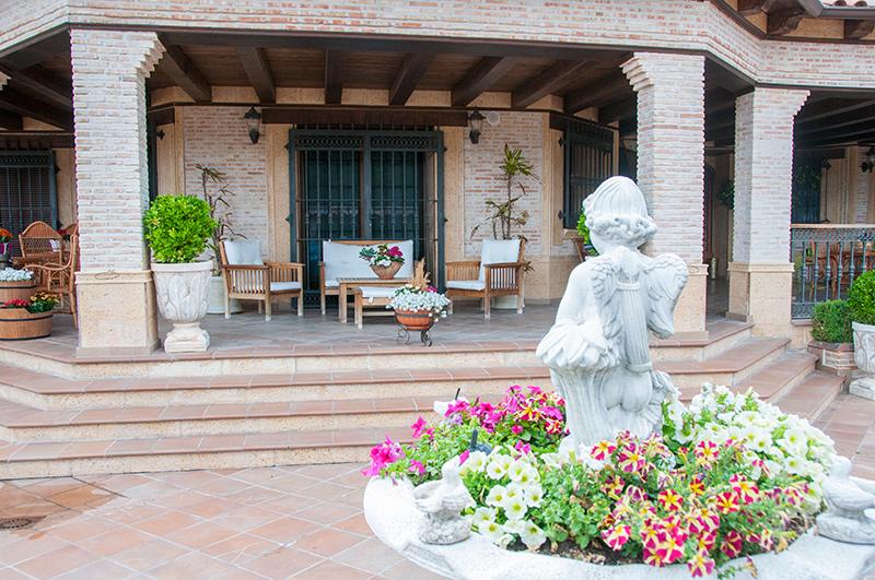 hostalrurallasvistas-terraza